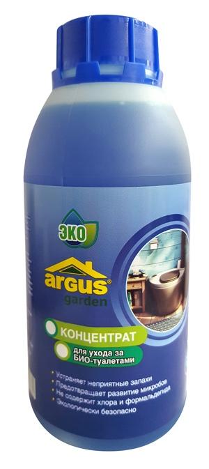 Средство для биотуалетов Argus Garden